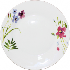 533-34 Тарелка 9' Полевые цветы