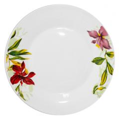 533-31 Тарелка 8' Садовые цветы