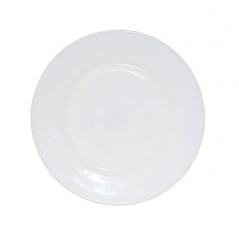 30065-00 Блюдце белое 15см D1