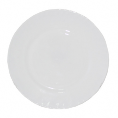 30057-01-00 Тарелка белая 7' D1