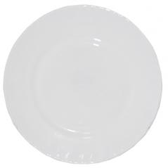 30058-00 Тарелка белая 9' D1