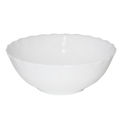 30060-00 white Salad bowl 7 '