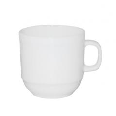 30068-00 Чашка белая 270мл D1