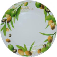 30001-1566 Тарелка 8' Оливки