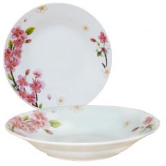 30003-1578 Тарелка 8' суп Вишневый сад