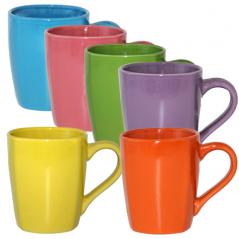 040-01-55 Чашка 320мл Краски жизни