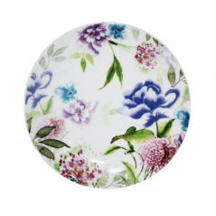 050-14-10 Тарелка 7,5' Весенние  цветы