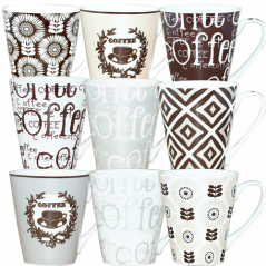 040-01-66 Чашка 'Coffee style' 300мл