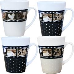 040-01-17 Чашка 360мл Любимый кофе