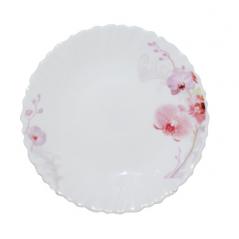 30070 Тарелка 7,5' Розовая орхидея 61099