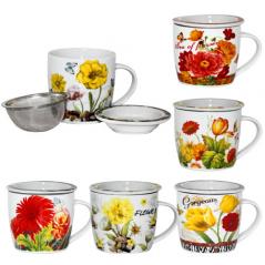 2107 Чашка заварочная 300мл '<a href='http://snt.od.ua/ru/poisk.html?q=Цветы' />Цветы</a>' микс2