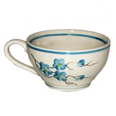50196 Чашка чайная рисунок Незабудка 380 мл