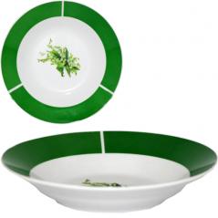 30003-1481 Тарелка 8' суп Ландыши