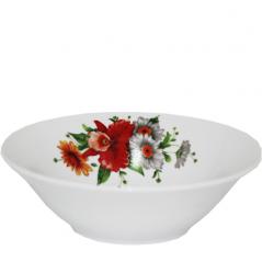 30006-1482 Салатник 8' Полевые цветы