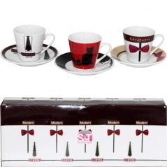 024-12-15 Сервиз эспрессо 12пр '<a href='http://snt.od.ua/ru/poisk.html?q=Кофе' />Кофе</a> модерн' (чашка-90мл, блюдце-11см)