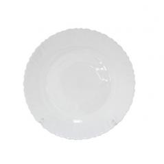 30070-00 Тарелка 7,5'  Белая D2