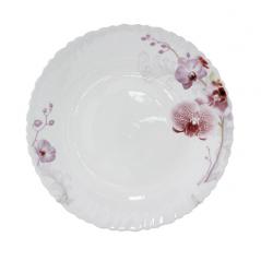 30071 Тарелка 8,5 Розовая орхидея 61099