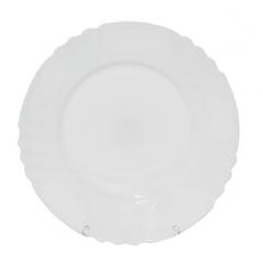 30074-00 Тарелка 8' Белая D3