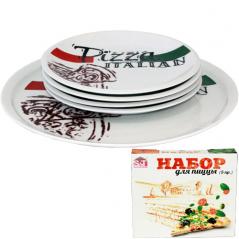 30839-02-03 Набор для пиццы 5пр. Италиан (30см, 20см)