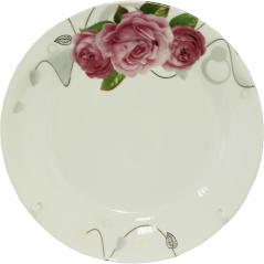 30002-1487 Тарелка 9' Розы