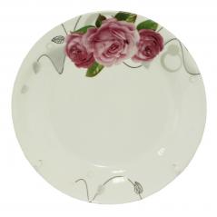 30001-1487 Тарелка 8' Розы