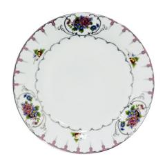 30000-1486 Тарелка 7' Цветы