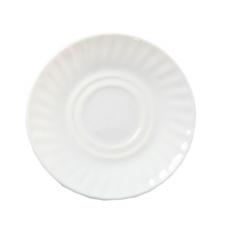 40010-10-551 Блюдце белое 5.5' A2