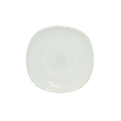 40010-10-552 Блюдце белое 5.5' квадрат. A1