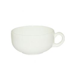 40010-09-350 Чашка Белая 350мл  A1