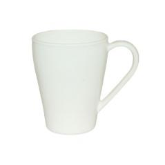 40010-09-320 Чашка Белая 320мл  A1