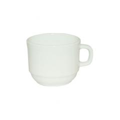 40010-09-250 Чашка Белая 270мл  A1