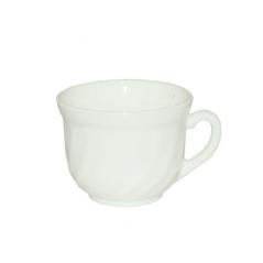 40010-09-190 Чашка Белая 190мл A2