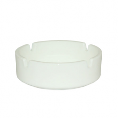 40010-12 Ashtray White 4 ' A1