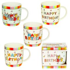 5066 Чашка С днем рождения!  360мл