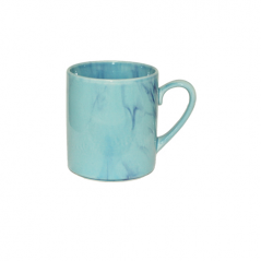 50189 Чашка Офисная Радуга голубая 340мл