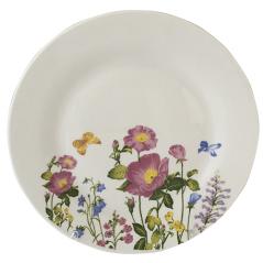 050-13-02 Тарелка 8' Полевые цветы