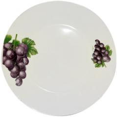 050-23-03 Тарелка 9' Виноград