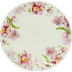 30058-001 Тарелка 9' 'Орхидея'