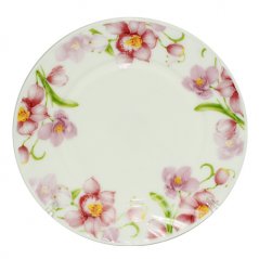 30057-02-001 Тарелка 8' 'Орхидея'
