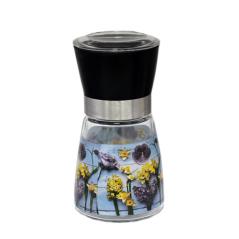 7032 Мельница для соли и перца 180мл (Фиалка)