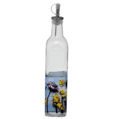 701 Бутылка для масла 0,5л Фиалка