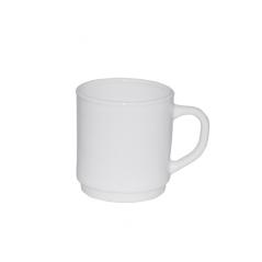 40010-09-280 Чашка Белая 280мл A1