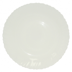 40010-01-09 Тарелка 9.5' белая A2