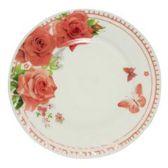 30057-02-002 Тарелка 8' 'Роза'
