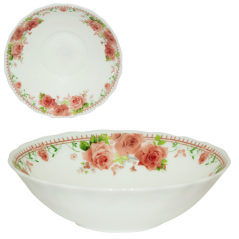 30060-002 Salad bowl 7 '' Rose '
