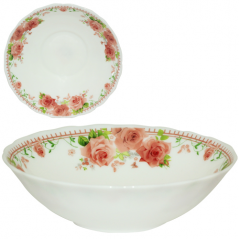 30061-002 Salad bowl 8 '' The rose '