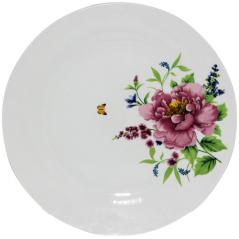 30082-001 Тарелка 9' Летний сад