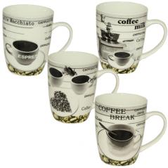4160-5 Чашка 400мл Минутка кофе