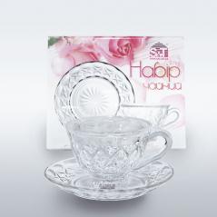 7190-1 Набор чайный 12пр. (чашка-200мл, блюдце-14,5см)