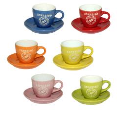 13650-4 Чашка с блюдцем (чашка-90мл, блюдце-11см) <a href='http://snt.od.ua/ru/poisk.html?q=Кофе' />Кофе</a> брейк